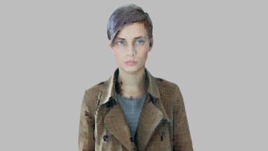 girlScanModel(00000)